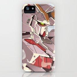 Gundam Unicorn iPhone Case