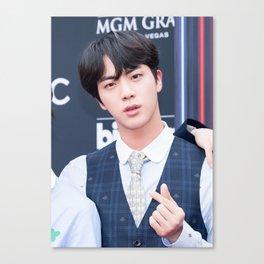 Jin / BTS Canvas Print