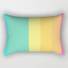 life is a beach - summer vibes Rectangular Pillow