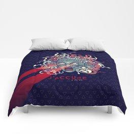 J'accuse Comforters