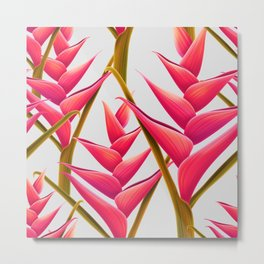 flowers fantasia Metal Print