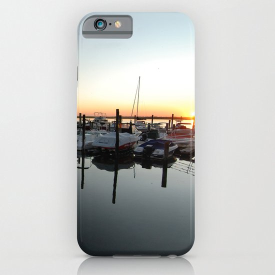 Sunset Pier iPhone & iPod Case