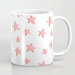 Stars Double Coffee Mug
