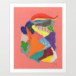Creative Emotions Art Print