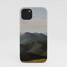 Craggy Gardens iPhone Case