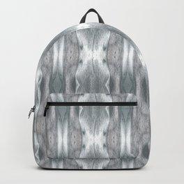 Tranquil Damask Stripe Backpack