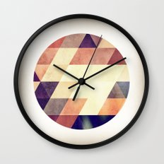 myx_fryme Wall Clock