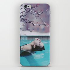 Inhale iPhone & iPod Skin
