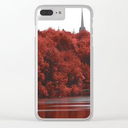 Shebrooke Clear iPhone Case