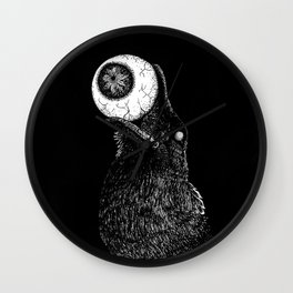 How the Blind Crow Sees Wall Clock