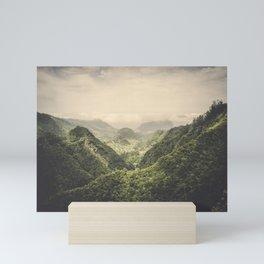The Valley Mini Art Print