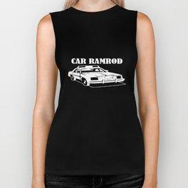 Car Ramrod -Super Troopers Broken Lizard Movie Humorous T-Shirts Biker Tank