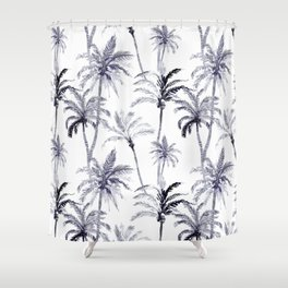 Palm Trees #2 Shower Curtain
