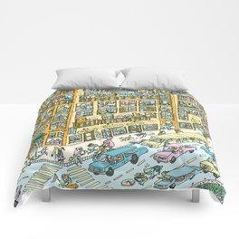 City Block Comforters