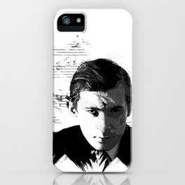 Glenn Gould - Canadian Pianist, Composer iPhone Case
