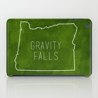 gravity falls iPad Cases featuring Gravity Falls by pondlifeforme