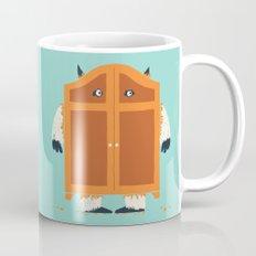 Monster in the closet Mug