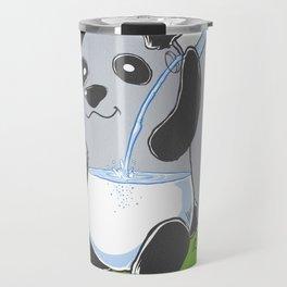 Panda in my FILLings Travel Mug