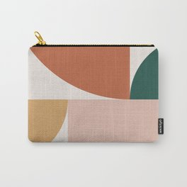 Abstract Geometric 13 Carry-All Pouch