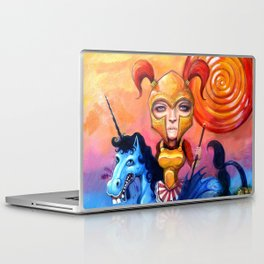The Candy Warrior Laptop & iPad Skin