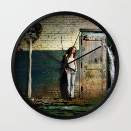 Fullcircle Wall Clock