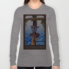 The Hanged Man Long Sleeve T-shirt