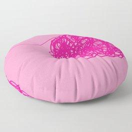 Rolling Floor Pillow