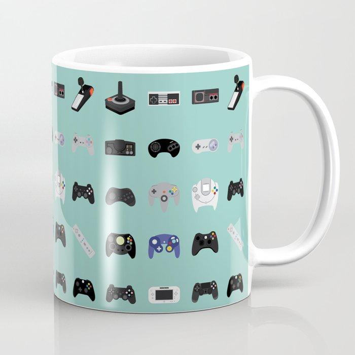 Console Evolution Coffee Mug