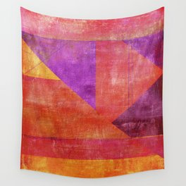 """Moksha"" Inspired by the Guillermo de Llera music. Wall Tapestry"