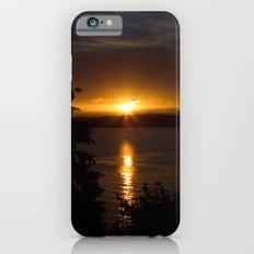Puget Sound Sunset iPhone 6s Slim Case