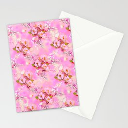 Roses Trio Stationery Cards