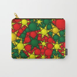 Colours of Christmas Carry-All Pouch