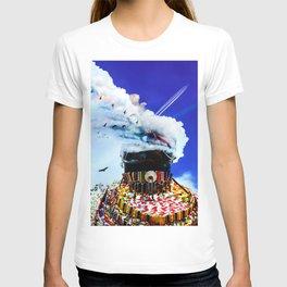 Afro Cloud Exposure T-shirt