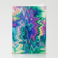 trippy Stationery Cards featuring Trippy by Dorothy Pinder