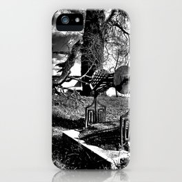 Water Well Photography iPhone Case