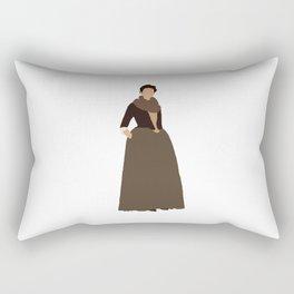 The Healer Rectangular Pillow
