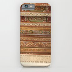 Moroccan Palace Patterns Slim Case iPhone 6s
