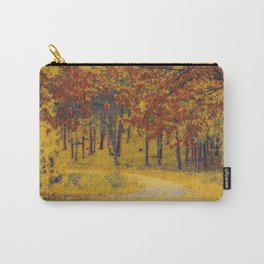 Autumn I Carry-All Pouch