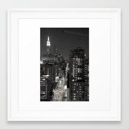 Empires Framed Art Print