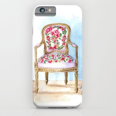 The Rose Chair Watercolor Slim Case iPhone 6