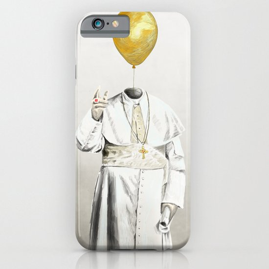 The Pope - #4 iPhone & iPod Case