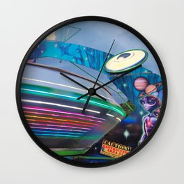Do aliens exist? Wall Clock