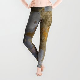 When the Moon fell into the Pond Leggings