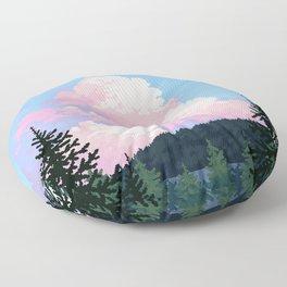 Stormfront Floor Pillow