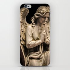 Don't Blink iPhone & iPod Skin
