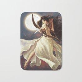 Goddess of the Moon Bath Mat