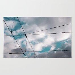 The SKY over BERLIN Rug