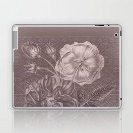 Flower - Argyle 3 Laptop & iPad Skin