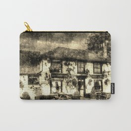 The Theydon Oak Pub Vintage Carry-All Pouch