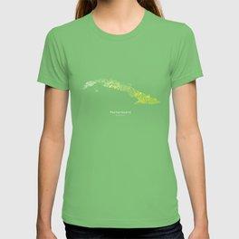 Cuba Motherboard T-shirt